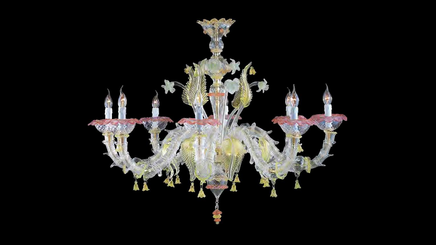 освещение Arte di Murano