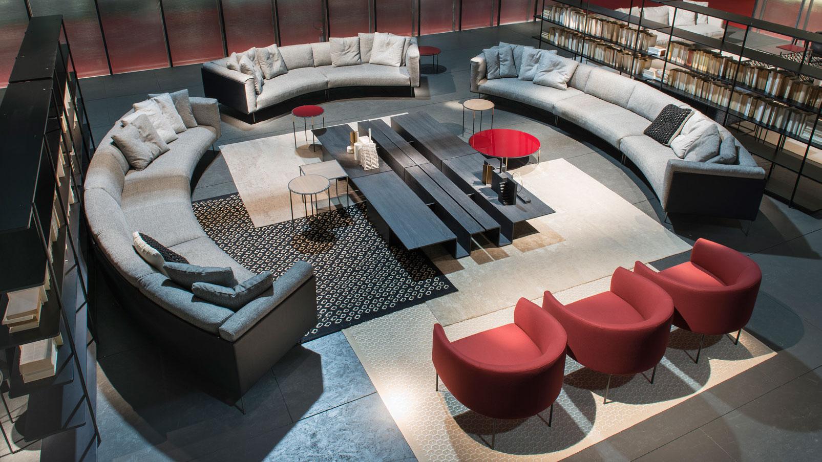 Living Divani  мебель