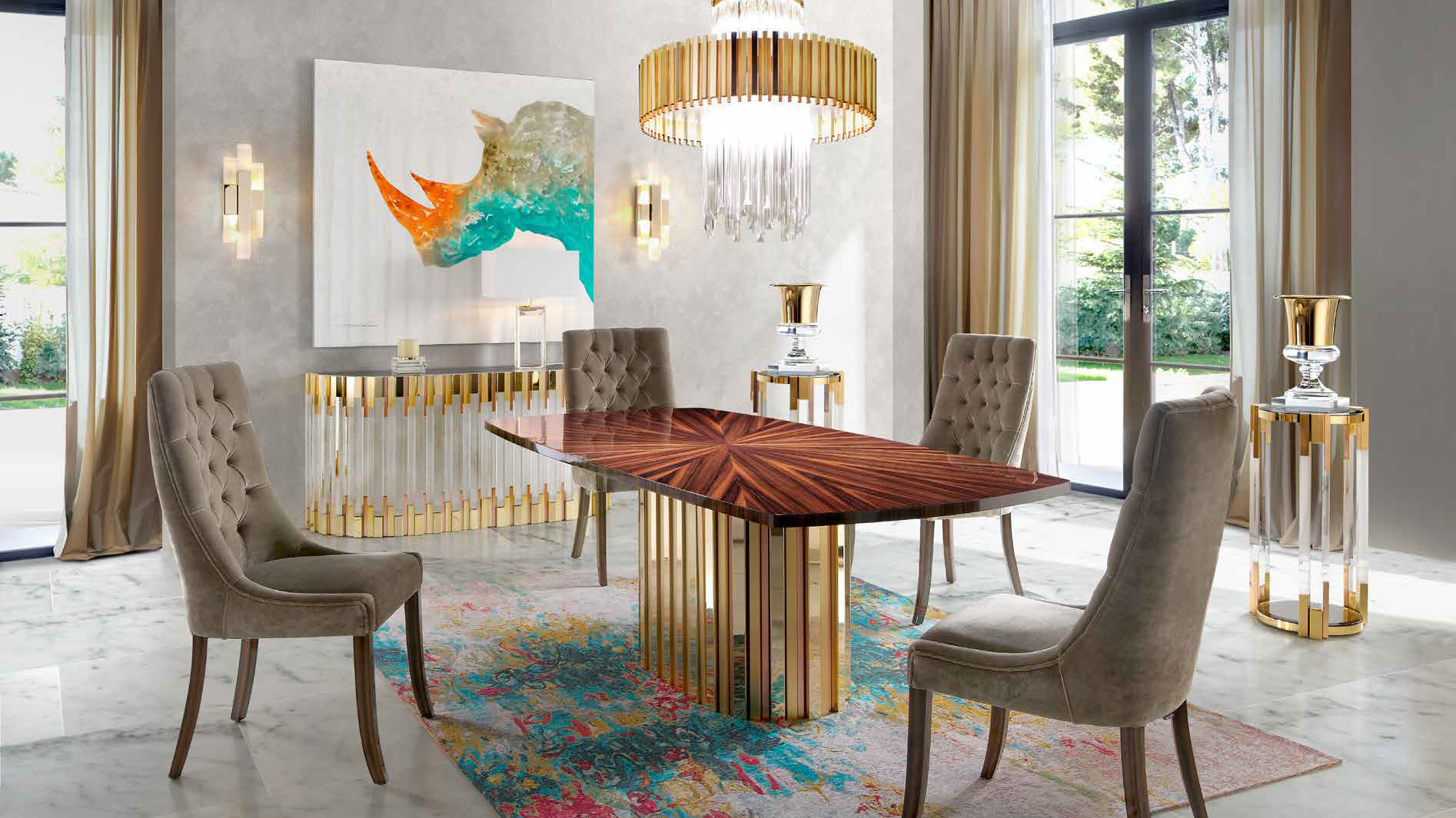 Tomas Saez - мебель из Испании