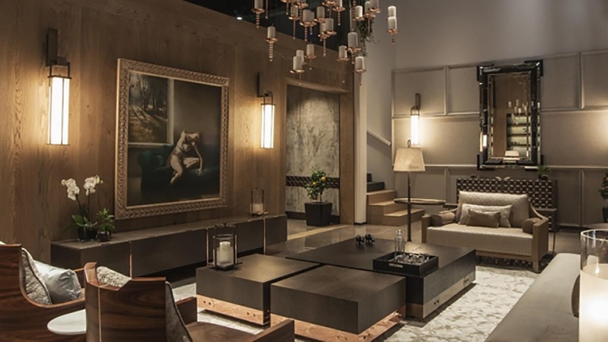 Bellavista collection мебель из Италии