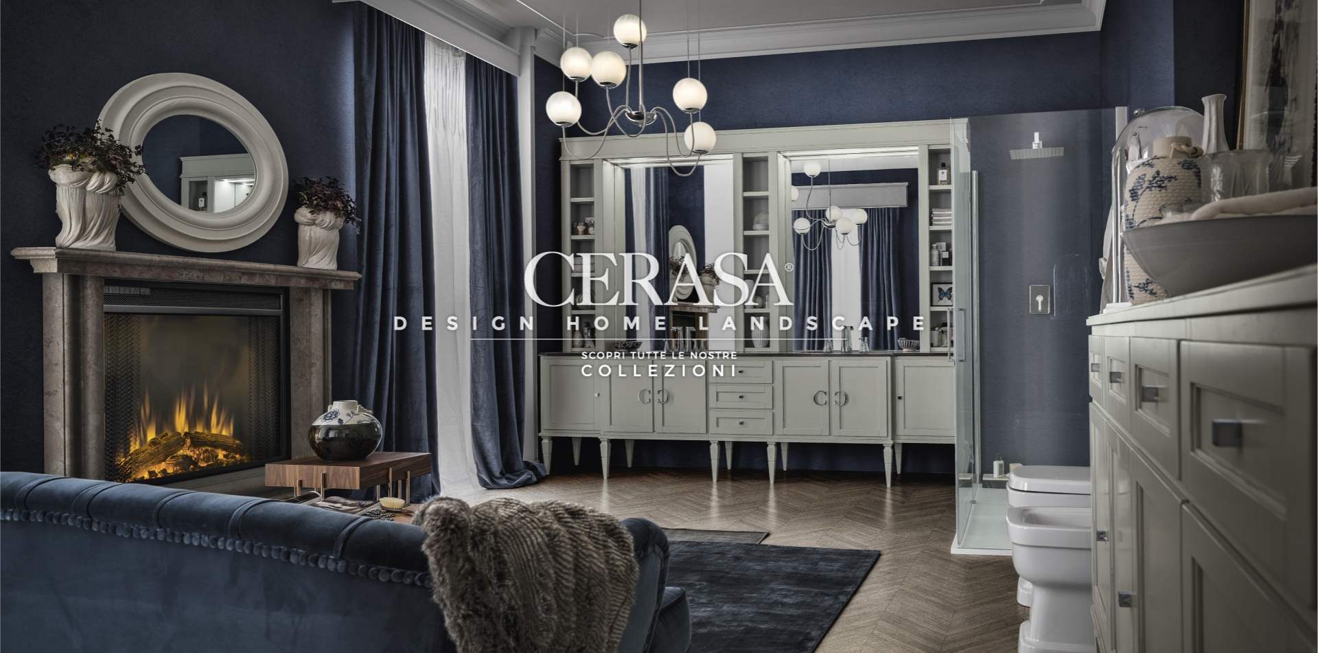 Мебель для ванной Cerasa