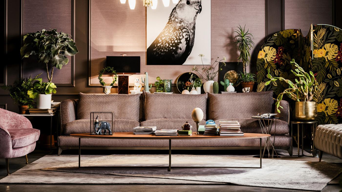 Black Tie sofas мебель