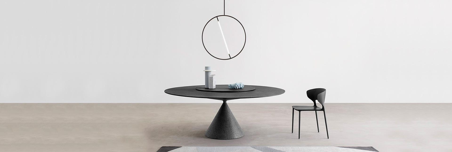 Мебель Desalto - столы и стулья