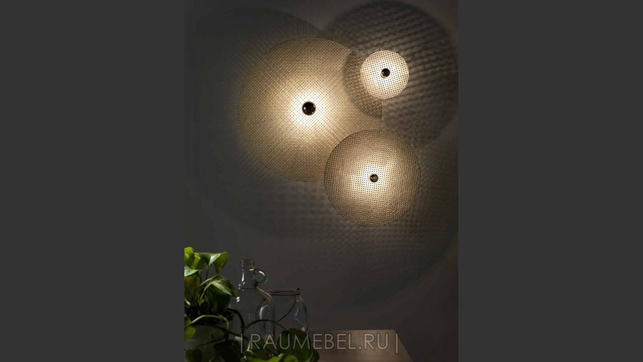 Aromas del Campo светильники из Испании
