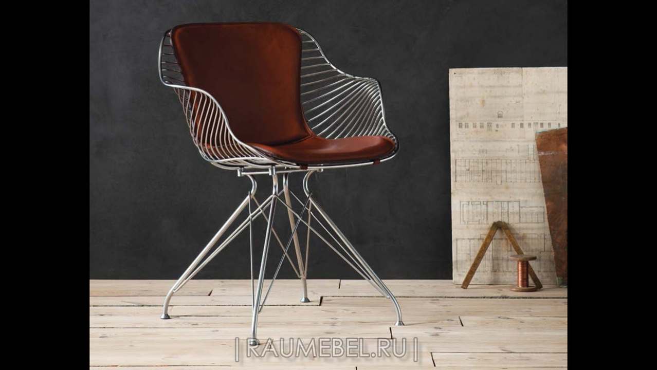 Стул wirer dining chair - Overgaard & Dyrman