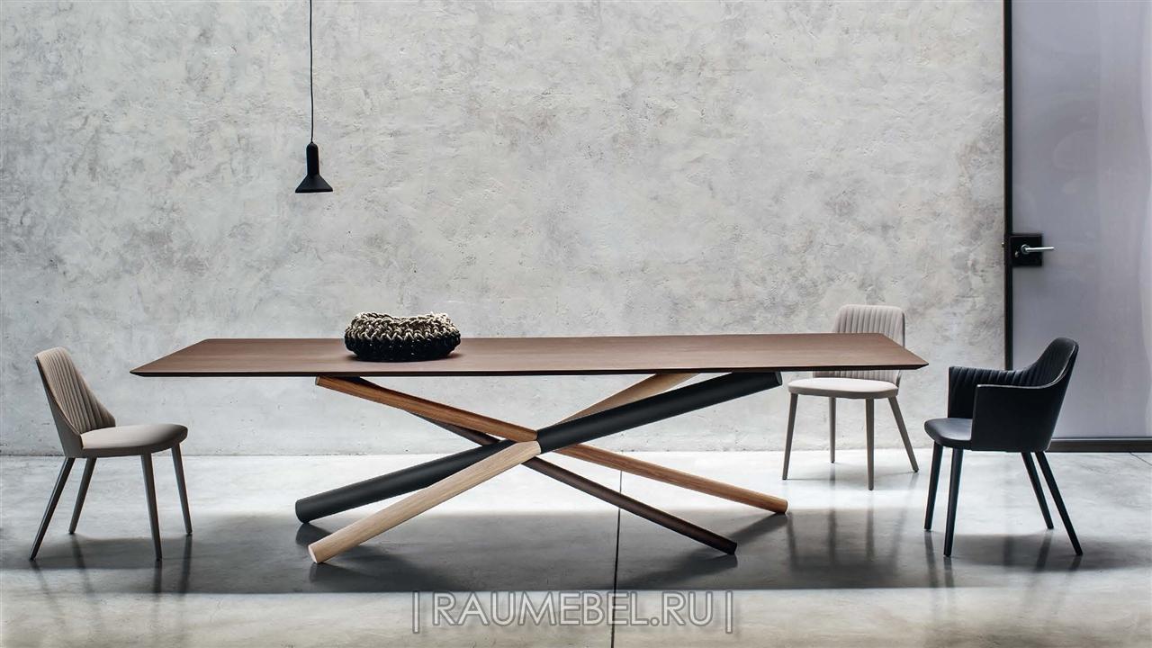 Стол W – мебельная фабрика Bross, Италия