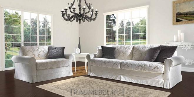 ASNAGHI итальянская мягкая мебель