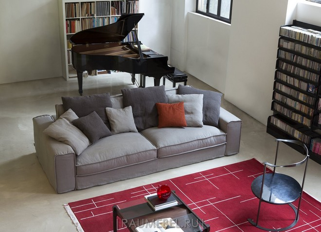Alberta Salotti диваны и мягкая мебель