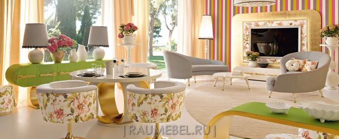 Alta Moda итальянская мебель