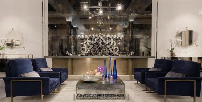 Arte Veneziana зеркала и мебель