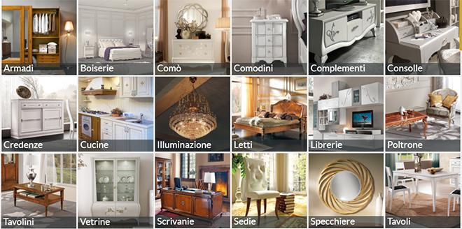 Arve Style  - классическая итальянская мебель