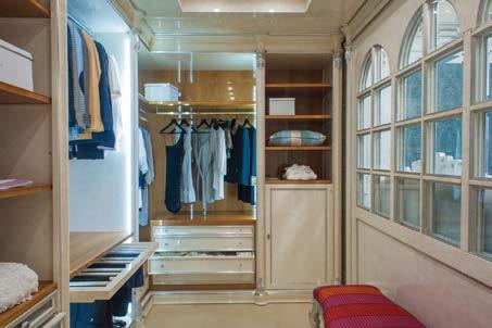 гардеробная комната MODENESE-GASTONE