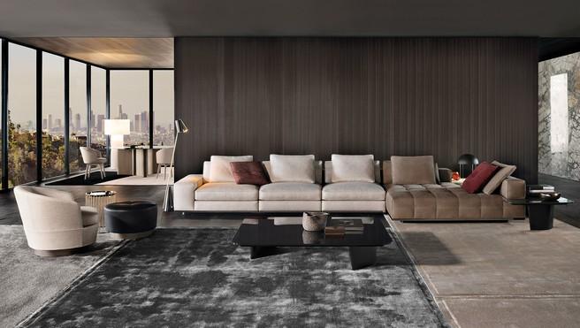 Minotti мебель италия
