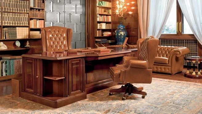 Итальянская мебель для кабинета Mascheroni