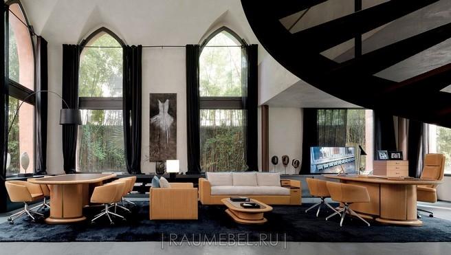 Mascheroni мебель для офисов и для жизни