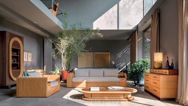 Mascheroni мебель удобна и красива