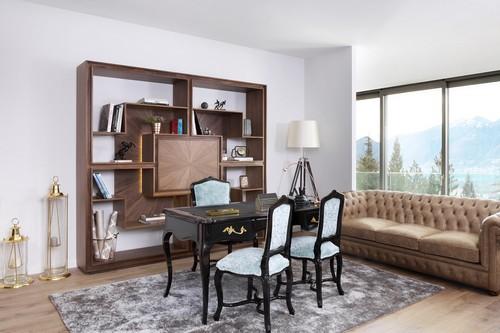мебель фабрики AM Classic для кабинета