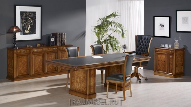 Мебель для кабинета Aparicio y Navarra
