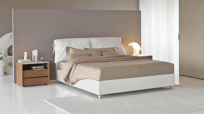 Итальянская кровать Флоу