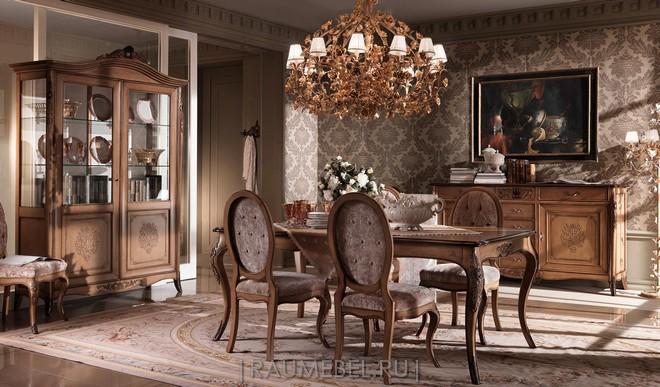 итальянская мебель Francesco Pasi