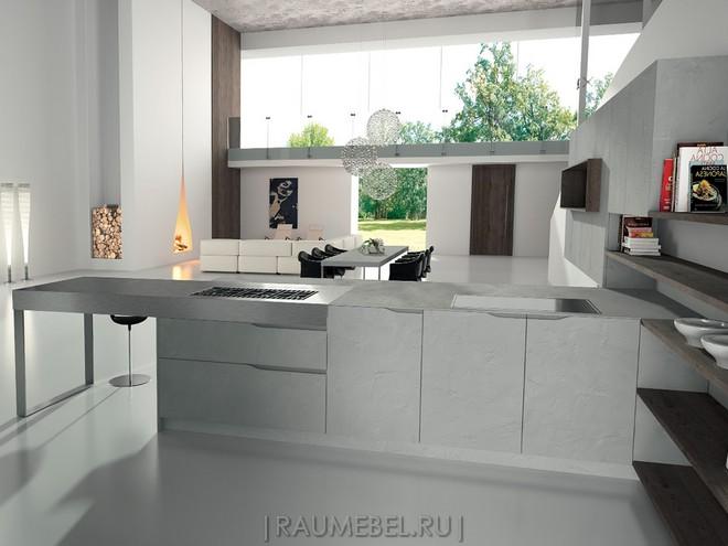 Lineaquattro кухня купить в Москве