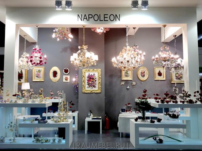 Napoleon Italy светильники