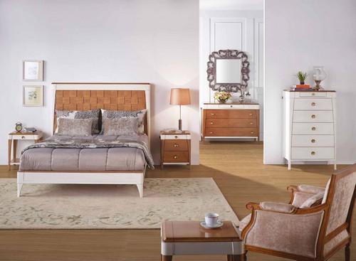 Мебель в спальню от фабрики AM Classic