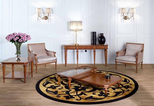 мебель фабрики AM Classic в классическом стиле
