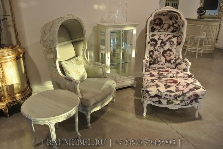 Итальянская классическая мебель Angelo Cappellini