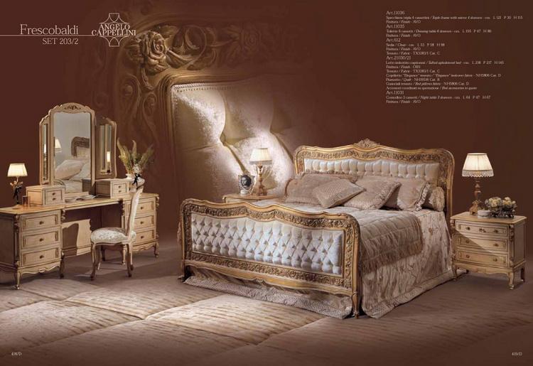 Angelo Cappellini кровати мебель для спальной