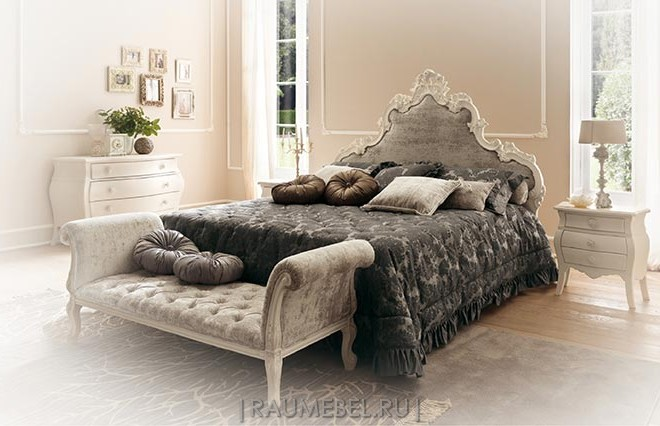 кровать Mademoiselle