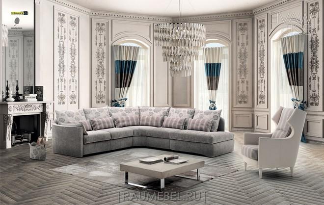 Мягкая мебель Bruma Salotti купить