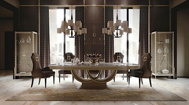Carpanese Итальянская мебель