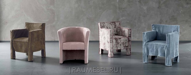 Итальянская мягкая мебель Chaarme