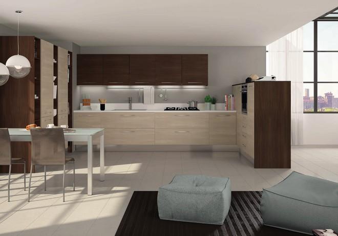 Concreta Cucine итальянские кухни