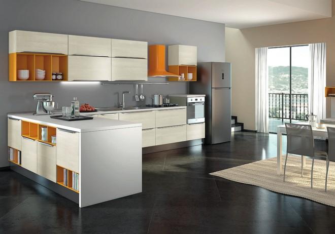 Concreta Cucine кухня италия