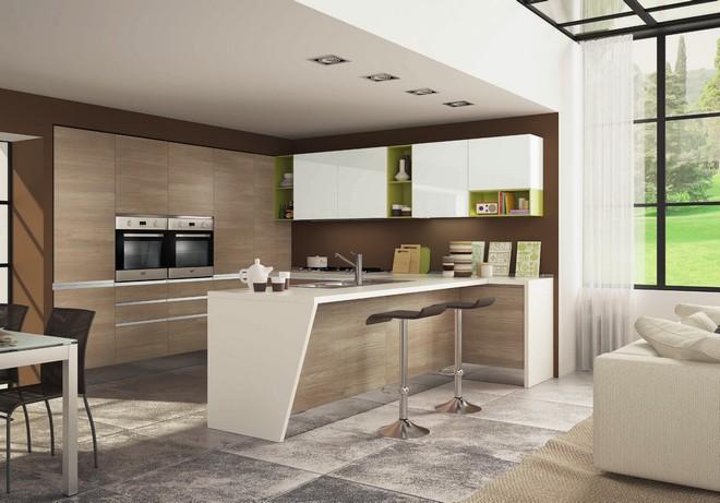 Concreta Cucine кухни купить