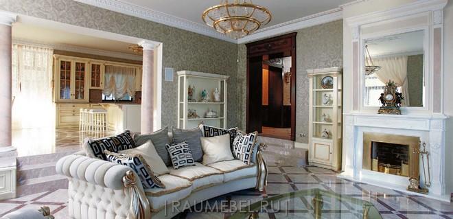 GD Arredamenti купить кухни и мебель в Москве