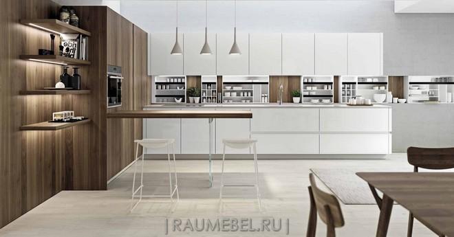 MITON Cucine купить кухню в Москве