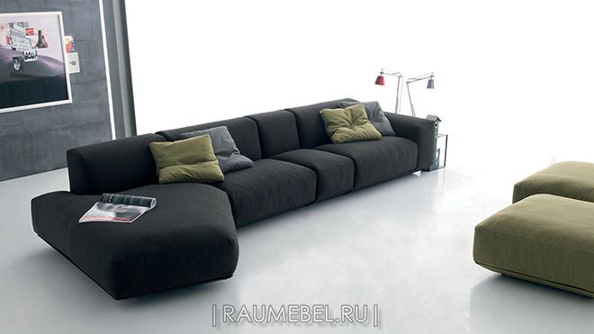 модульный диван Италия