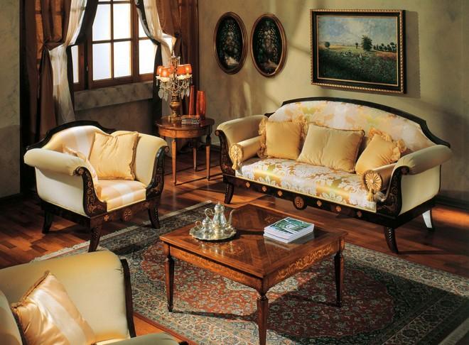 Sanvito Angelo мебель из Италии ручной работы