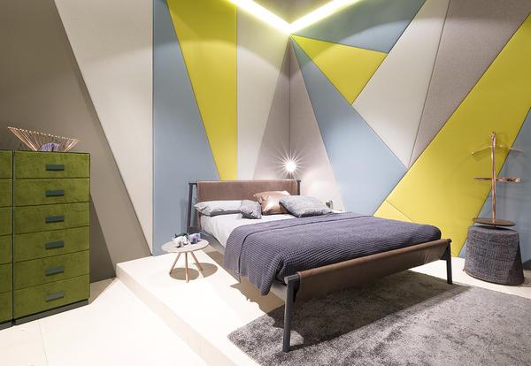 Двуспальная итальянская кровать Джек