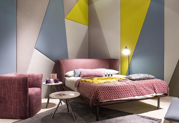 Двуспальная итальянская кровать Джил