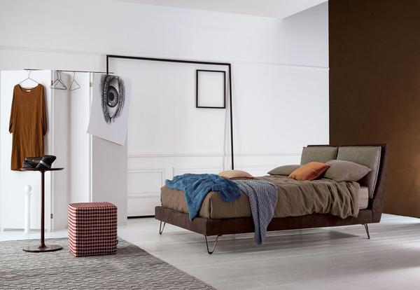 Двуспальная итальянская кровать Аттико
