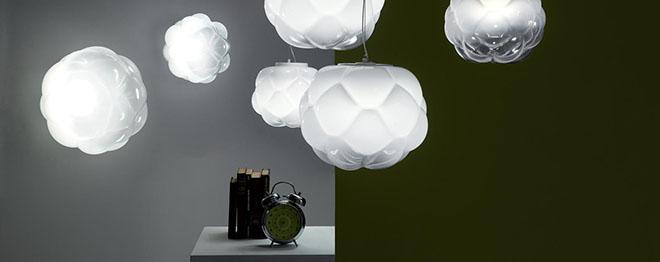 Подвесной светильник cloudy