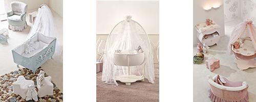 Мебель Halley для новорожденных